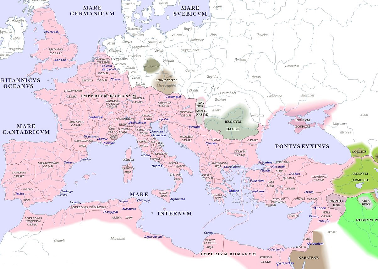 Ancient Roman Empire Border Related Keywords & Suggestions - Ancient